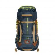 Рюкзак Р-55+10 трекинговый цвет: Синий