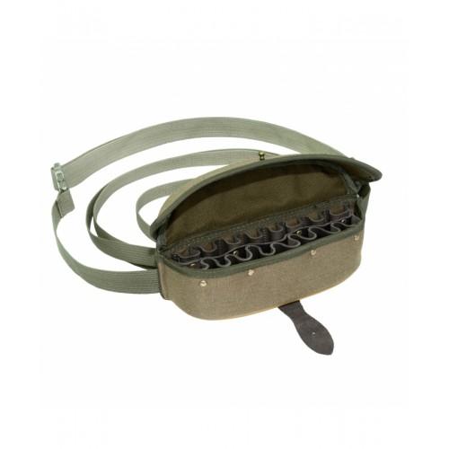 Патронташ-сумка охотника ПО-06 на (16 патронов)