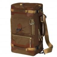 Сумка-рюкзак С-27К с кожаными накладками