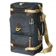Сумка-рюкзак С-27ТС с кожаными накладками