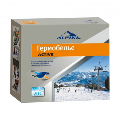 Термобелье Т-09 ALPIKA ACTIVE