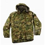 """Куртка """"Смок"""" зимняя камуфлированная мультикам"""