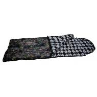 """Спальный мешок-одеяло """"Аляска"""" ( -20С, тк. оксфорд, цв. ЛЕС)"""
