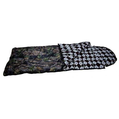 """Спальный мешок-одеяло """"Аляска"""" ( -25С, тк.оксфорд цв. лес)"""