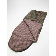 Мешок спальный Аляска цвет Лес ткань Таффета (Температурный режим -5)