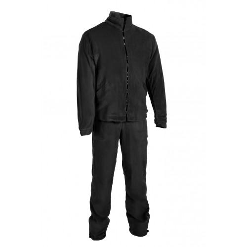 """Флисовый костюм """"Байкал"""" цв. Черный"""