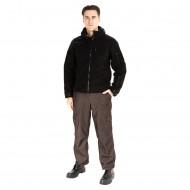 Куртка демисезонная Камелот цвет Черный ткань Polarfleece