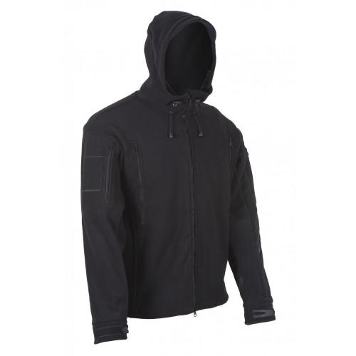 """Куртка """"Камелот"""" цв. Черный тк. Флис"""