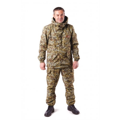 Костюм Горка 3+ рип-стоп кмф Пограничник
