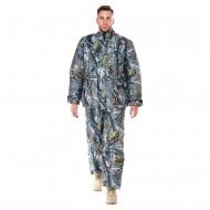 """Костюм зимний """"Памир-М"""" цв. Серый лес тк. Алова мембрана -40°С со снегозащитными гетрами"""