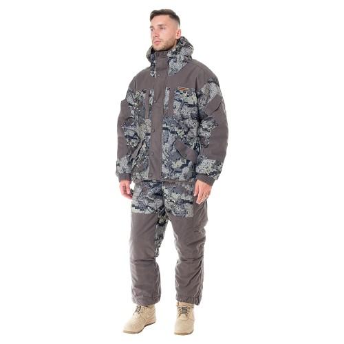 """Костюм """"Ангара"""" Аллигатор со снегозащитными гетрами -35°С"""