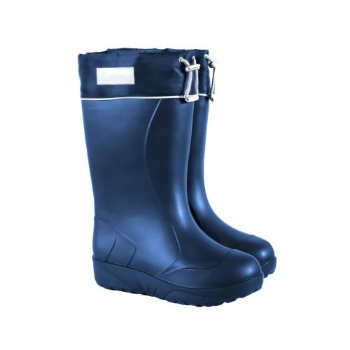Сапоги ЭВА с надставкой и утеплителем «ICE LAND» «Барбара» до -60°C цвет: Синий