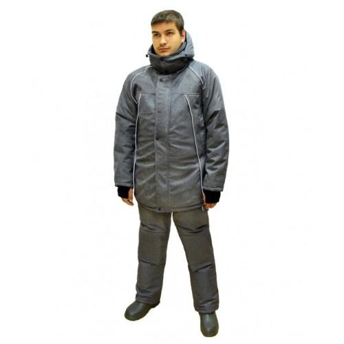 Костюм Tiamat (NeylonTPU/FoilGrid) Серый