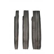 Чехол для спиннинга односекционный 135 см. Ф191