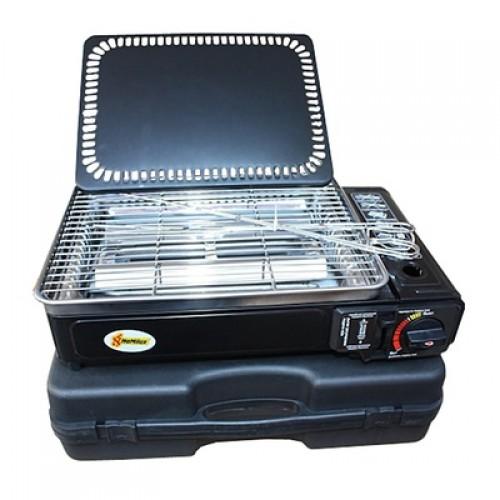 Газовый гриль BBQ-138  в подарочной коробке