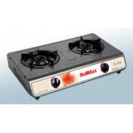 Стационарная газовая печь 2-х конфорочная NA-603 AFM