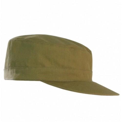 "Кепи ""Охотника"" цвет: Хаки, ткань: Палатка"
