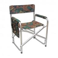 АК-02 Кресло складное (алюминий) с органайзером