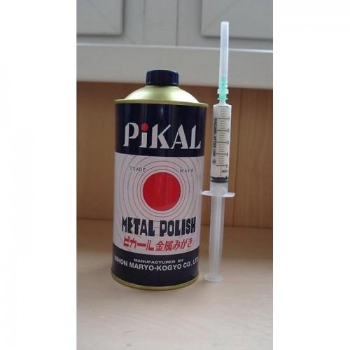 Средство для чистки блесен Pikal шприц 6 мл