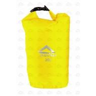 Гермомешок PAYER Premium 20L (нейлон, желтый)