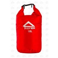 Гермомешок PAYER Premium 10L (нейлон, красный)