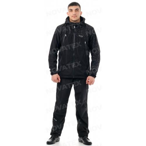 Костюм  «Сумрак» (таслан, черный кмф) PAYER