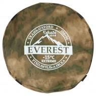 """Спальный мешок """"EVEREST"""" -15С тк. Оксфорд зеленый"""