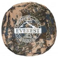 """Спальный мешок """"EVEREST"""" -25С тк. Оксфорд цв.Перевал"""