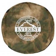"""Спальный мешок """"EVEREST"""" -25С тк. Оксфорд цв. A-TACS FG (зеленый)"""