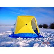 Палатка рыболовная СТЭК КУБ-3