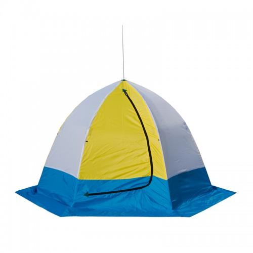 Палатка рыболовная СТЭК ELITE 3-местная