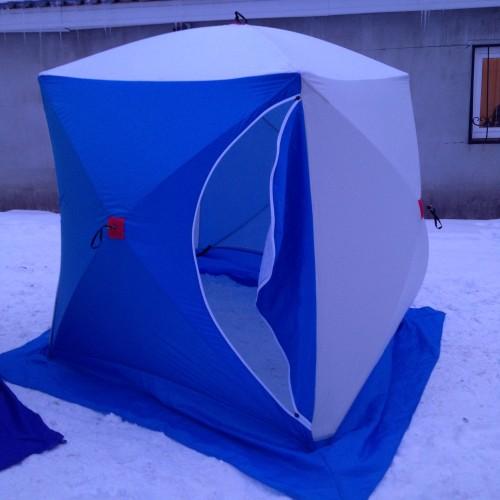 Палатка рыболовная СТЭК КУБ-2