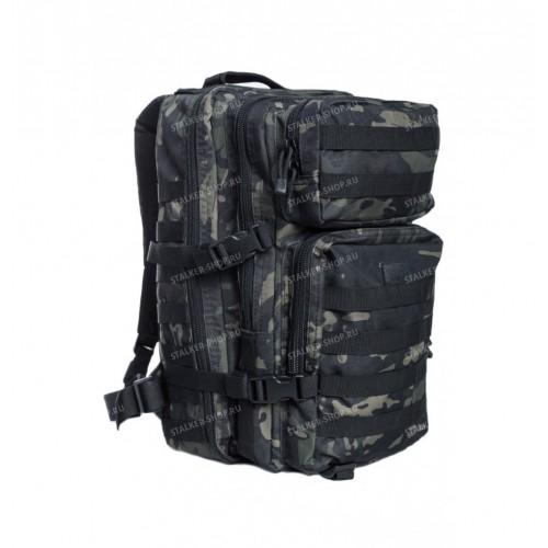 Рюкзак Assault II , черный мультикам