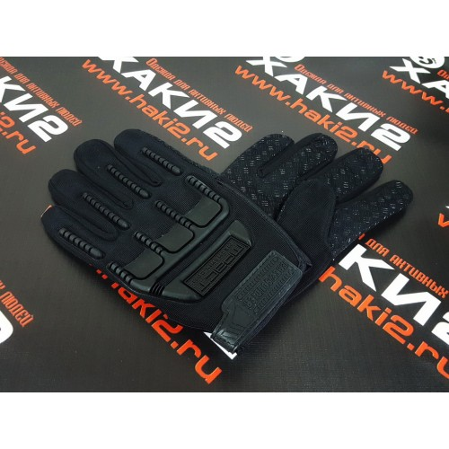 Перчатки Mechanix M-Pact Free Soldier, black