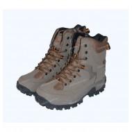 Кроссовки LAX630-5, высокие, brown
