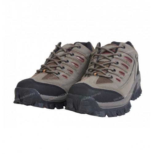 Кроссовки LAX630-6, низкие, brown