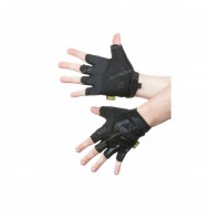 Перчатки mechanix m-pact fingerless, black