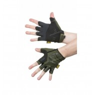 Перчатки mechanix m-pact fingerless, olive