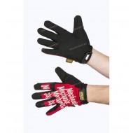 Перчатки Mechanix The Original® black/red