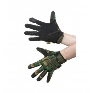 Перчатки Mechanix Wear Impaot Pro, woodland