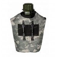 Фляга Tactical pro,  Plastic Canteen 1 Qt, AT-digital, цифра (4005Q)