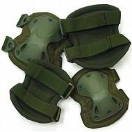 Наколенники и налокотники Tactical X- tak 9mm
