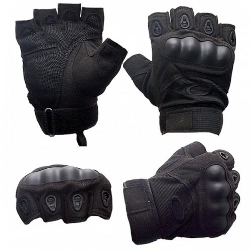 Перчатки Oakley без пальцев