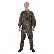 Костюм боевой (куртка+брюки), flecktarn