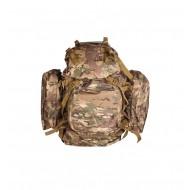Рюкзак станковый, карманы сбоку, MTP-camo