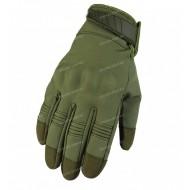 Перчатки тактические Shark Skin со вставками, olive