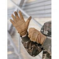 Перчатки тактические со вставками B7, coyote