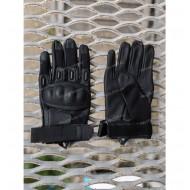 Перчатки тактические с вставкой A2 black