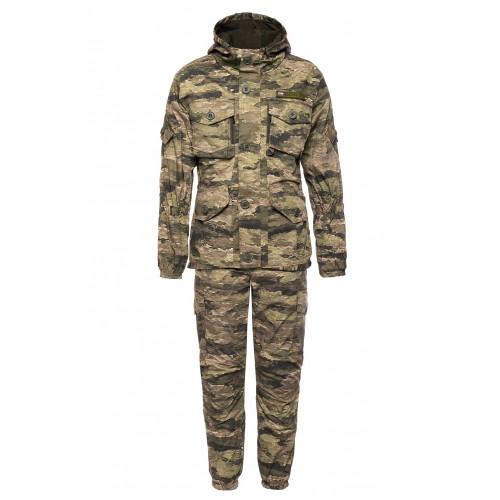 Мужской костюм Викинг Рип-стоп (Лето) для охоты и рыбалки (криптек)