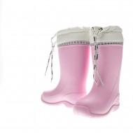 Сапоги УМКА СВ-70ж - женские сапоги из ЭВА (EVA) с утеплителем Цвет Розовый